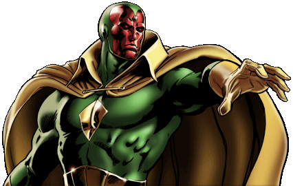 The Vision first appeared in Avengers #57 in 1968