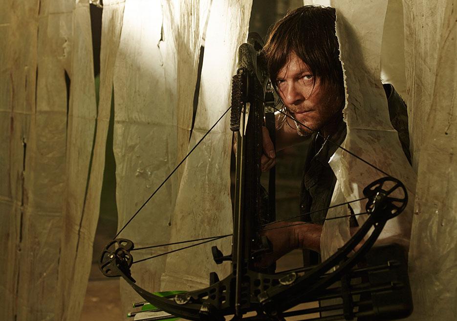 Walking Dead Season 5 daryl dixon