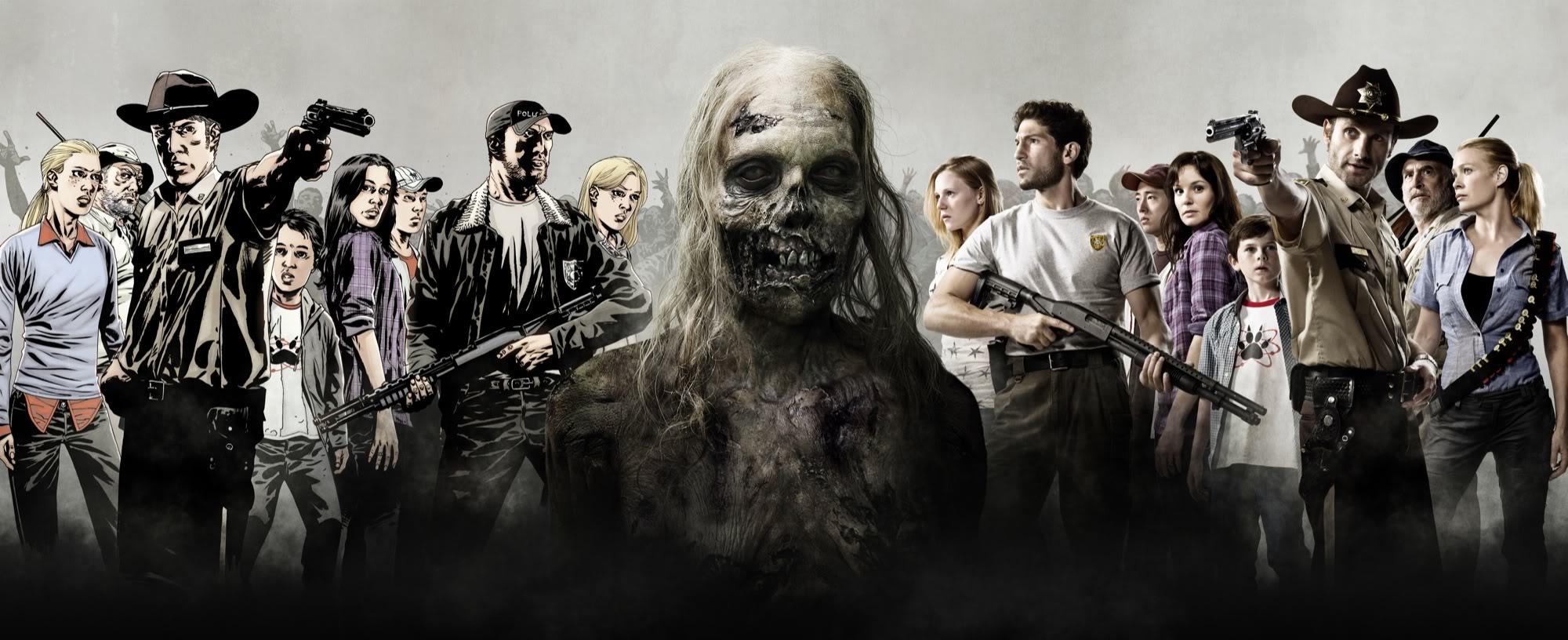 Walking Dead characters#