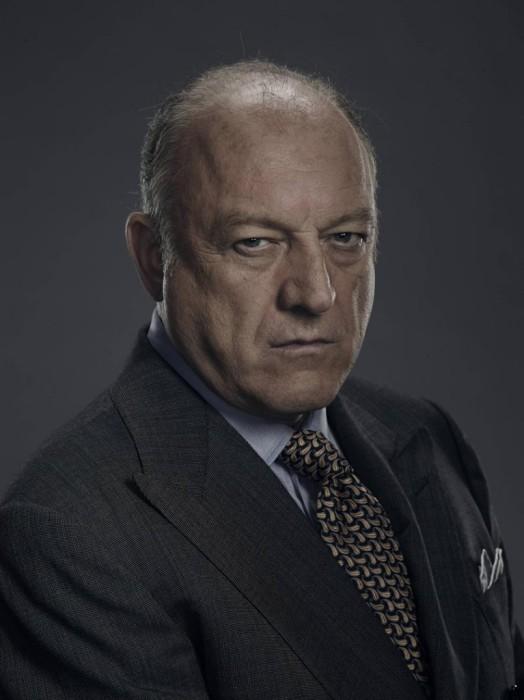 John Doman plays Carmine Falcone in GOTHAM