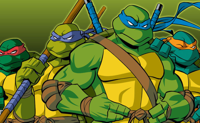 Why Does No One Talk About The 2003 NINJA TURTLES?