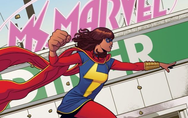 MARVEL Planned to Cancel MS. MARVEL After 7 Issues, But She is Here To Stay!