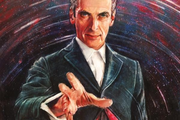 ADVANCE REVIEW! Doctor Who: The Twelfth Doctor #1