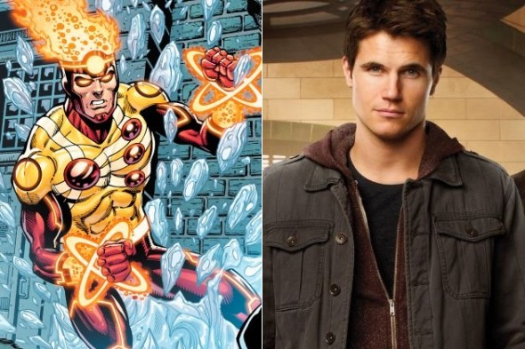Robbie Amell will be Ronnie Raymond