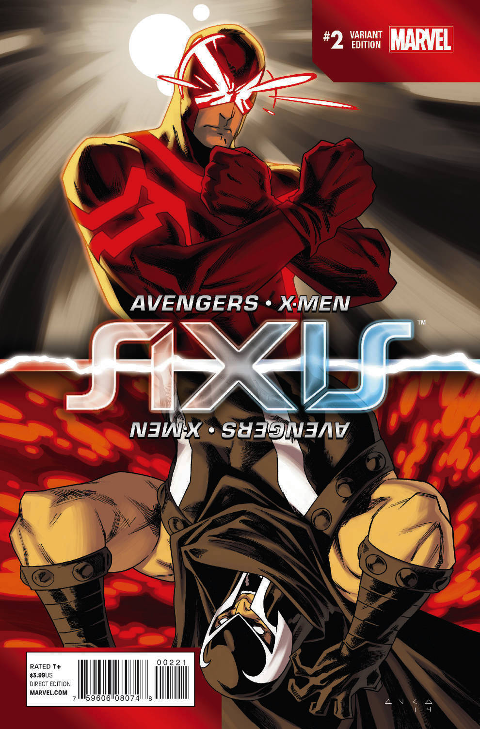 AXIS #2 variant