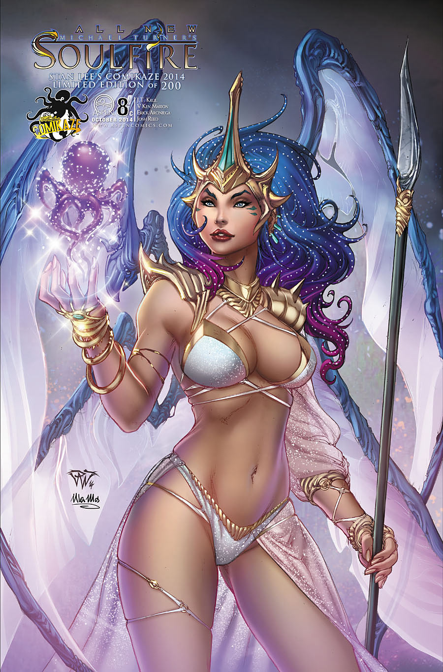 All New Soulfire 8_Variant Cover