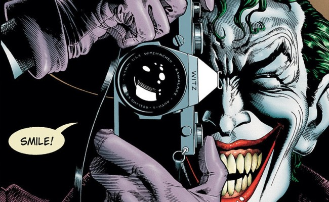 Mark Hamill IS Voicing Joker in THE KILLING JOKE!
