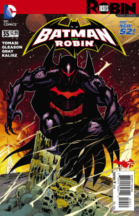 Batman and Robin #35