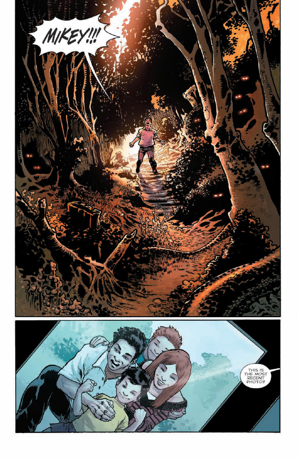 Birthright #1 preview