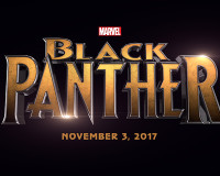 Getcha First Look at BLACK PANTHER!!!