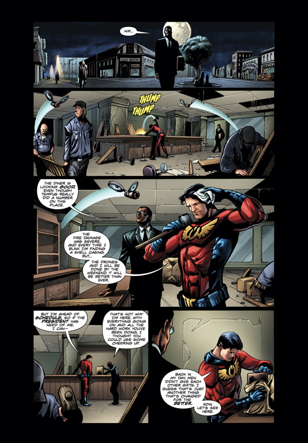 Captain Midnight 16_Preview Page