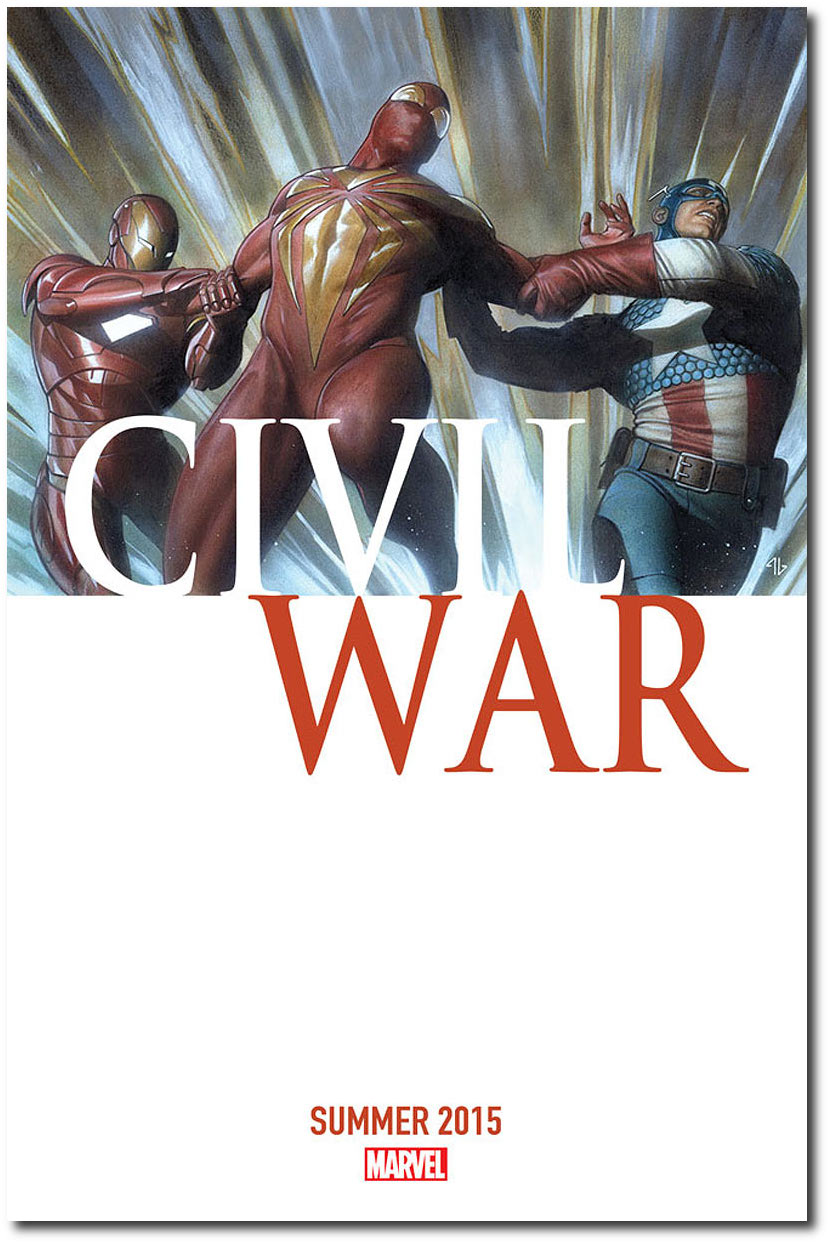 Civil War 2015 with Shadow
