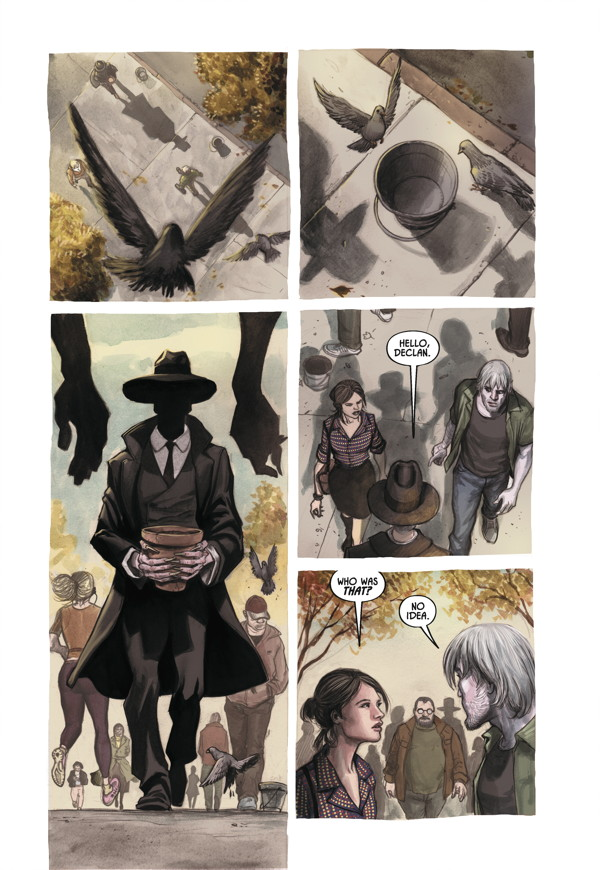 Colder The Bad Seed #1 preview