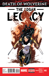 Death of Wolverine The Logan Legacy #2