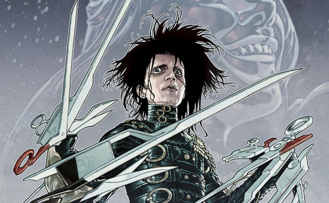 frankenstein and edward scissor hands appearance vs reality Tim burton's edward scissorhands  toward edward's appearance is that edward died in the struggle, when in reality he spends the rest of his.