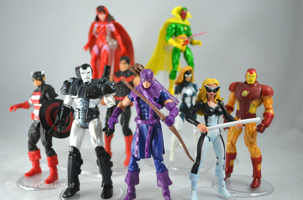 Avengers 3 is starting to look a lot like the West Coast Avengers, don't you think?