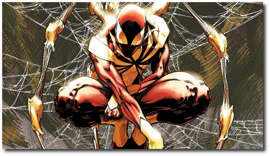 Iron Spider Civil War #3