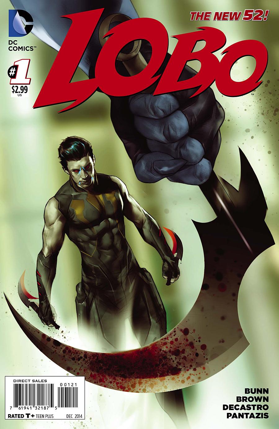 Lobo 1_Variant Cover