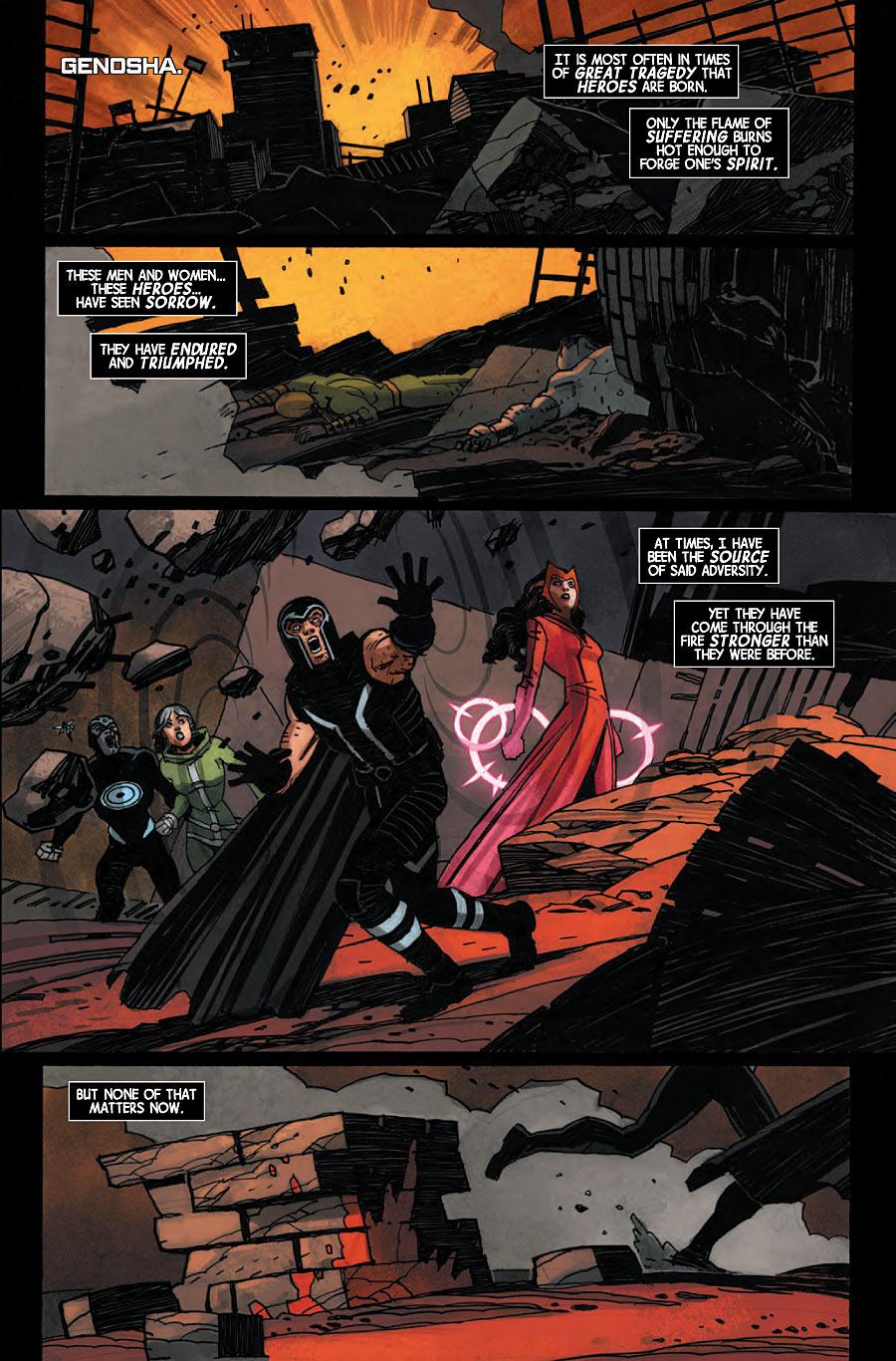 Magneto #11 preview