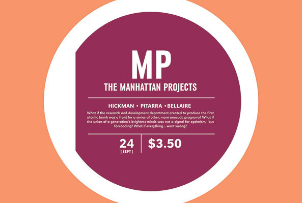 The Manhattan Projects #24 – Review