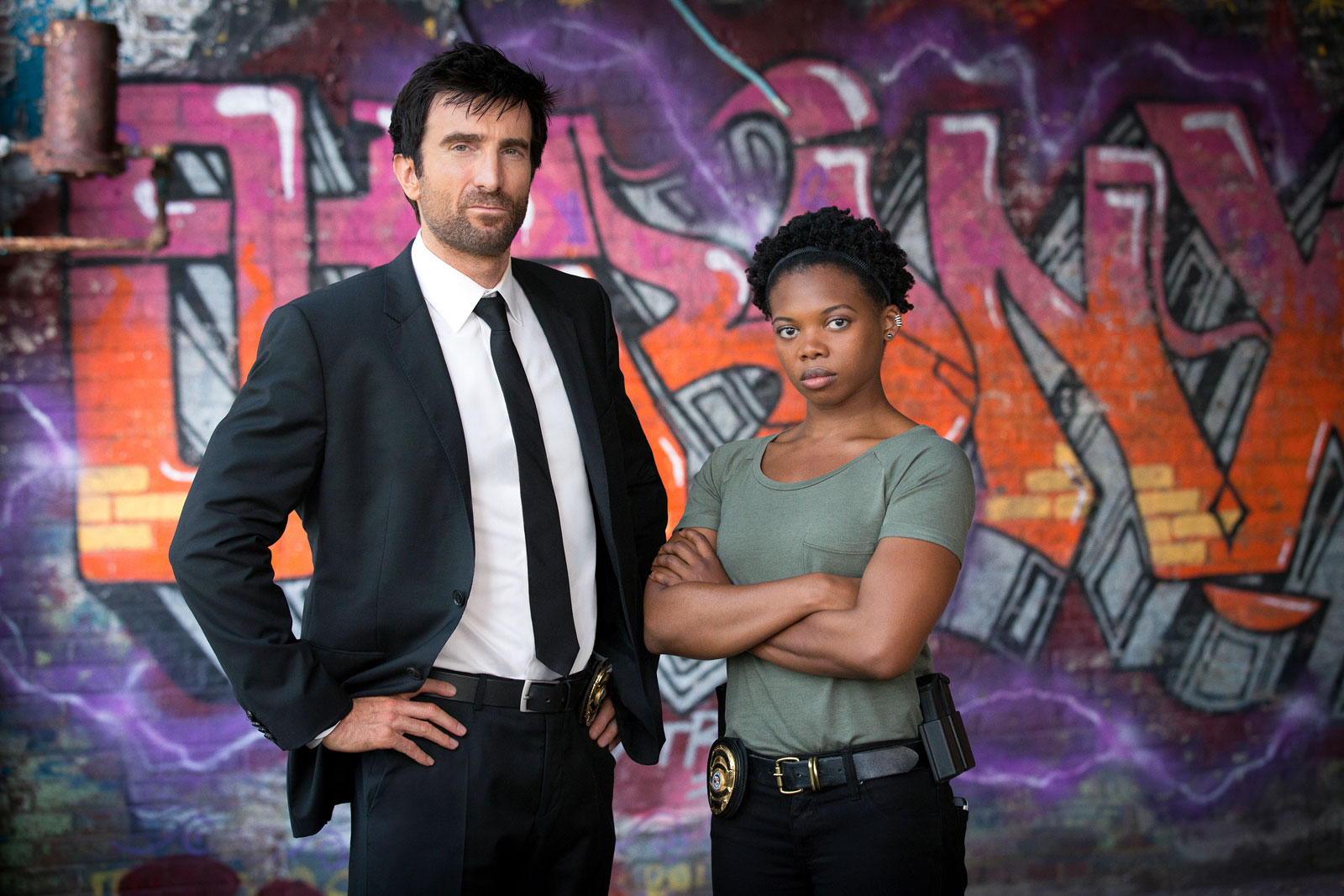 Powers and their Two Lead actors