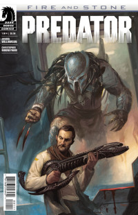 Predator Fire and Stone #1