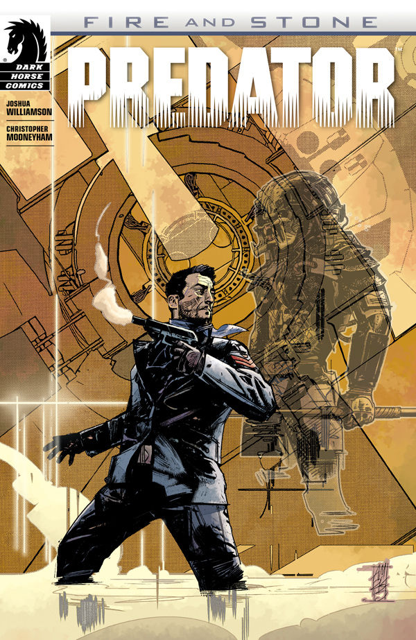Predator Fire and Stone #1 variant
