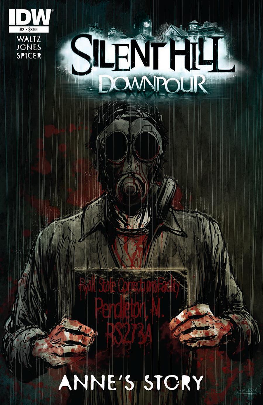 Silent Hill Downpour: Anne's Story #2 Review   Unleash The ...