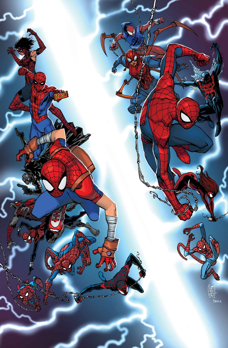 Spider-Verse 1_Preview Cover