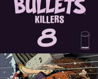 Stray Bullets #8: Review