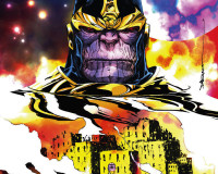 Thanos: A God Up There Listening #1 Review