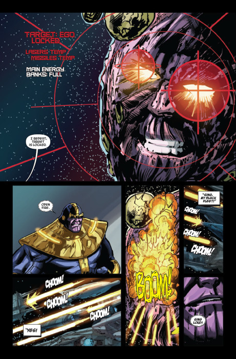 Thanos A God Up There Listening 2 Preview 1