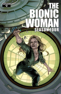 The Bionic Woman Season 4 2 cover