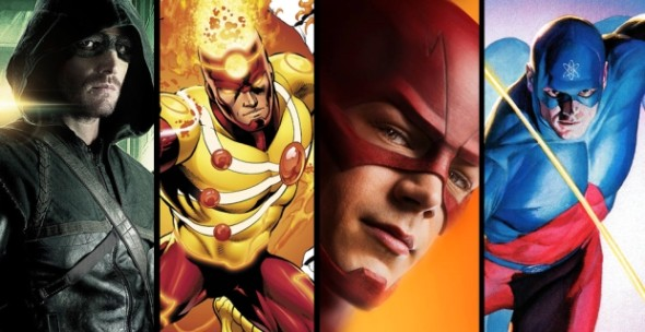 Between Arrow and The Flash, DC is making its presence known!
