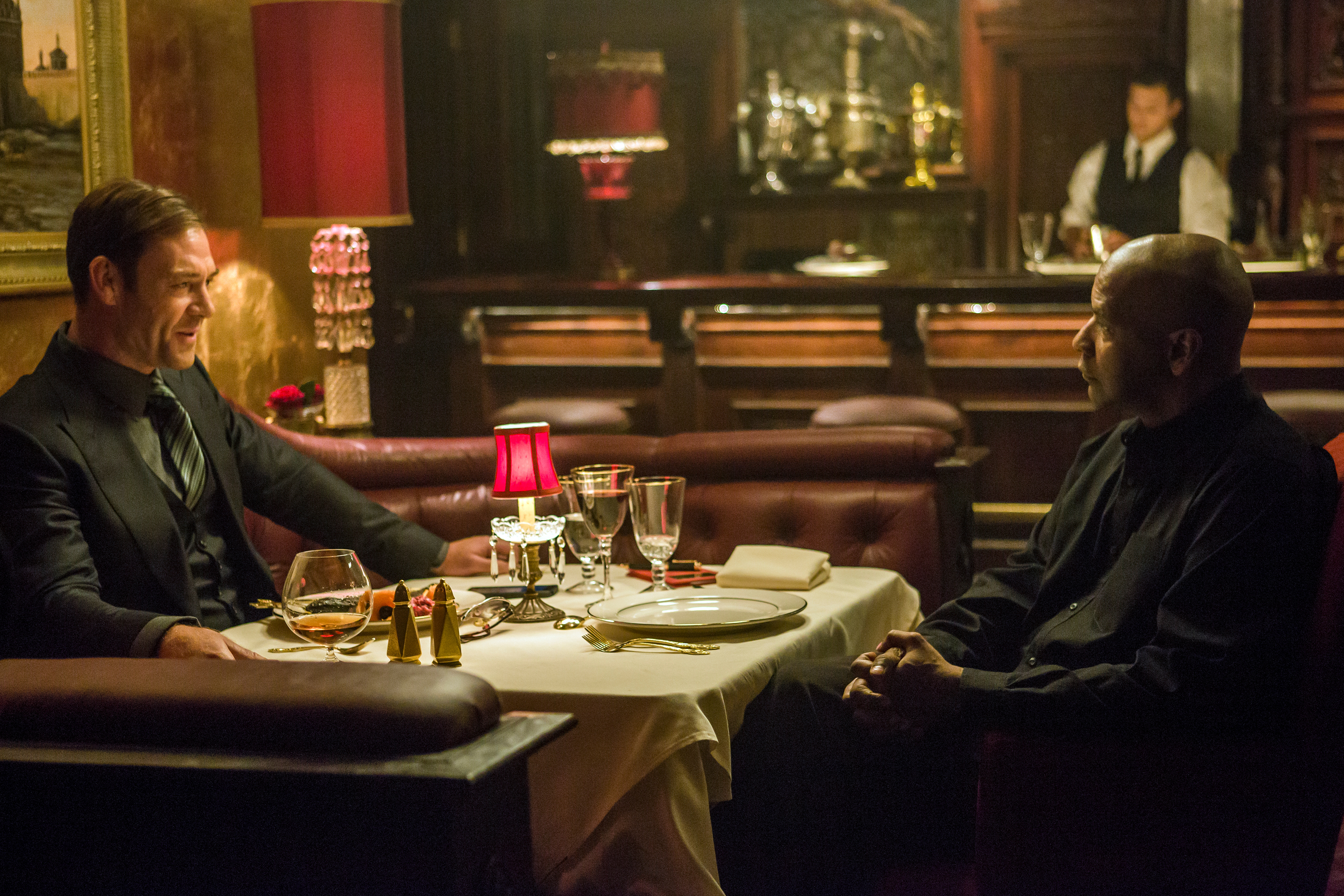 The Equalizer (2)