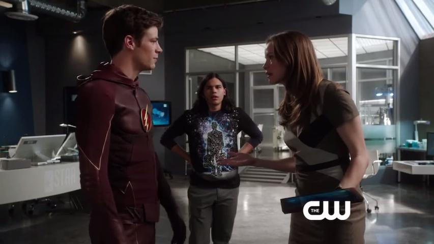 The Flash 102 B