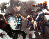 THE END of the ULTIMATE UNIVERSE
