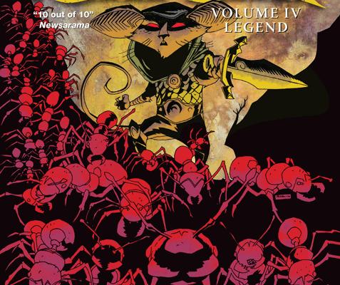 Mice Templar Vol. 4 #14: Review