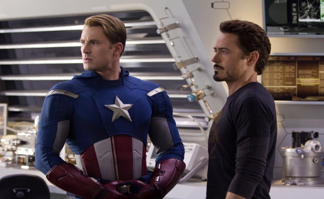 IRON MAN to be in CAPTAIN AMERICA 3!!!