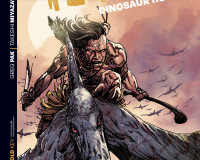 Turok: Dinosaur Hunter #8 Review