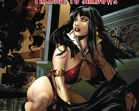 Vampirella Annual: Prelude to Shadows Review