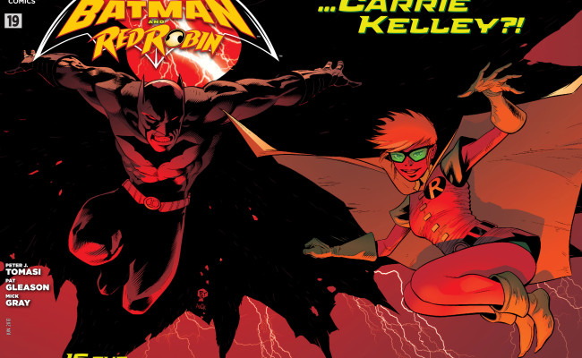 Will Carrie Kelley appear in Dawn of Justice?