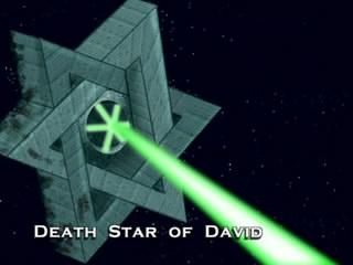 death star of david