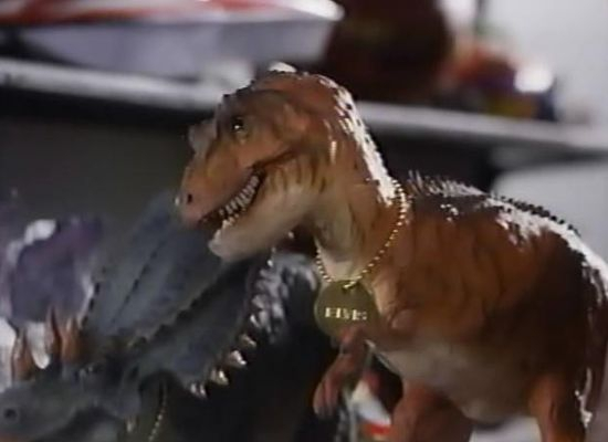 Real Dinosaurs T Rex Only 90's Kids Remembe...