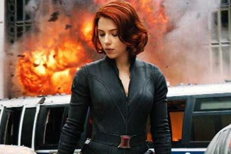 Can we finally give Scarlett a chance to actually pour on the acting in a solo venture?