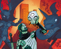 Dark Ages #4 Review