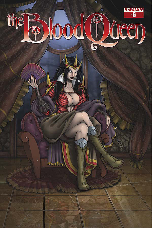 Blood Queen 6_Variant Cover