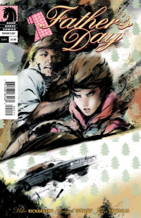 Father's Day #2 Cover
