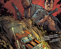 GHOST FLEET #1 Review