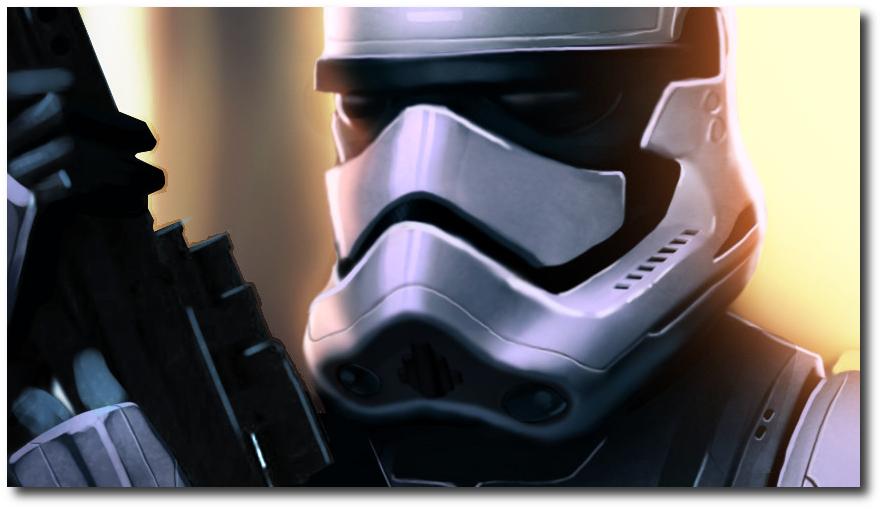 New Stormtrooper Fanart Widescreen